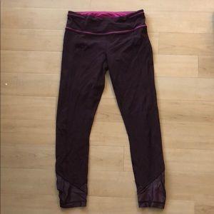Full length Lululemon Athletica tights